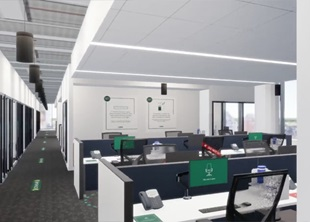 "CBRE discusses new safety & wellness protocols on CBS's ""The New Normal: Office Overhaul"""